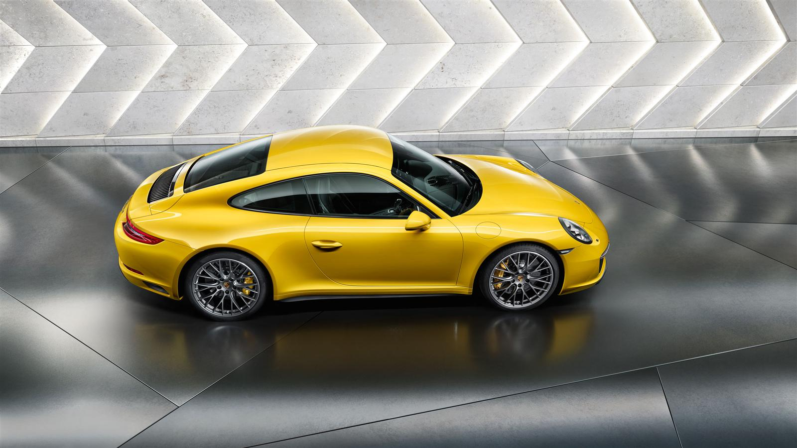 Искусство ездить. Porsche 911 Carrera 4s.