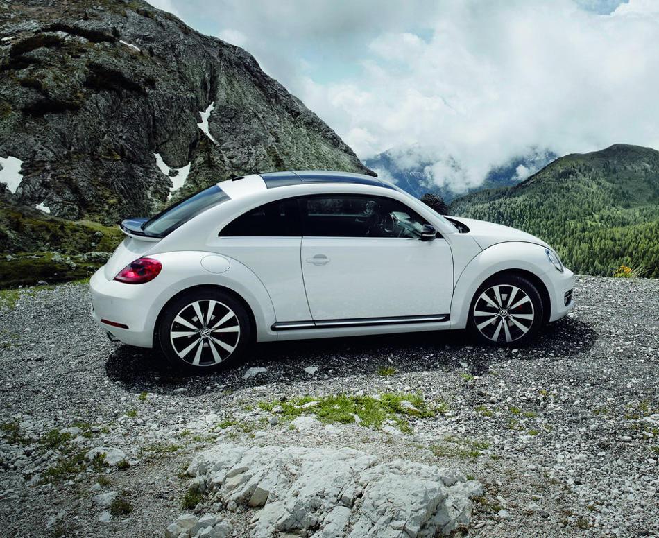 Свобода стиля. Volkswagen Beetle в третьем поколении.