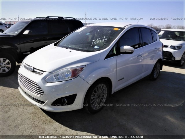 Ford C-Max SEL 2016