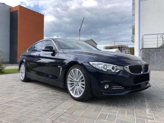 BMW 428i Gran Coupe Luxury Line 2015