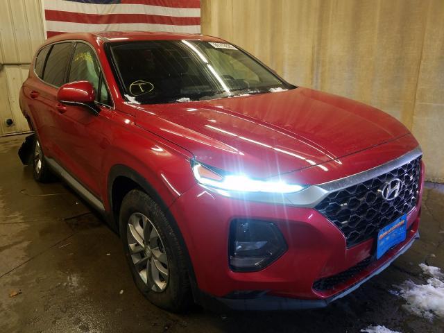 Hyundai Santa Fe SEL 2020